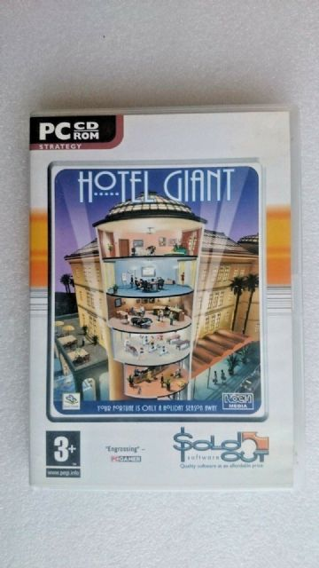 Hotel Giant (PC: Windows, 2002)